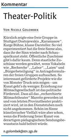 Kulturpolitik_KommentarVonFrauGolombek_290715_1